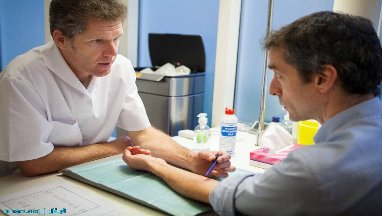اختبارات لتشخيص حمى القش
