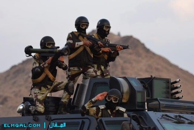 صور القوات الخاصة السعودية