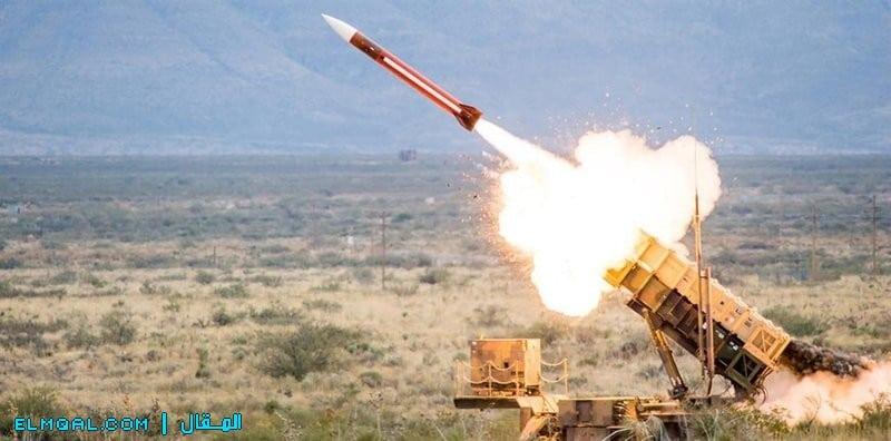 قوات الدفاع الجوي تعترض صاروخا باليستيا أطلقته ميليشيا الحوثي