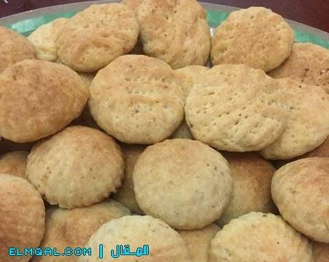 طريقة عمل كحك العيد المصري