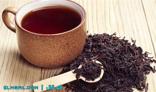فوائد الشاى الاسود