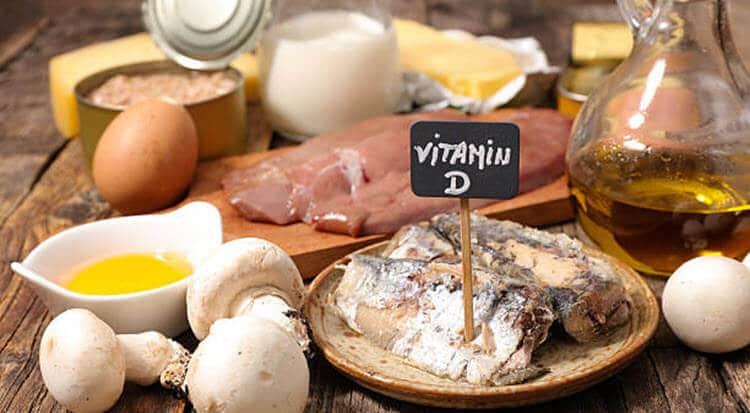 فوائد ومصادر فيتامين د D3