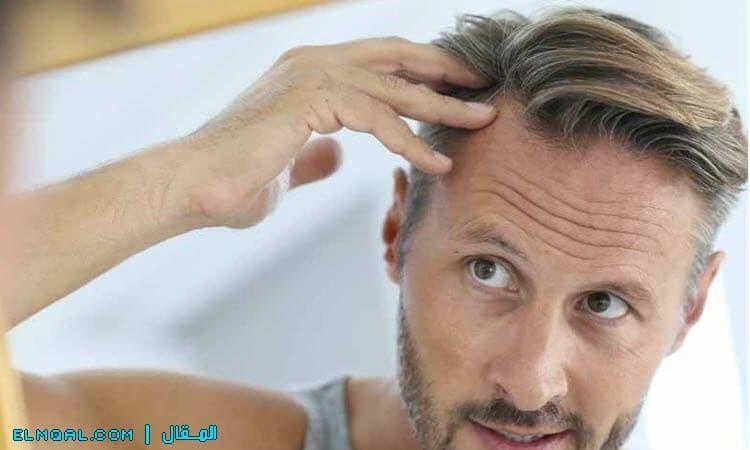 كيف توقف تساقط الشعر طبيعيا