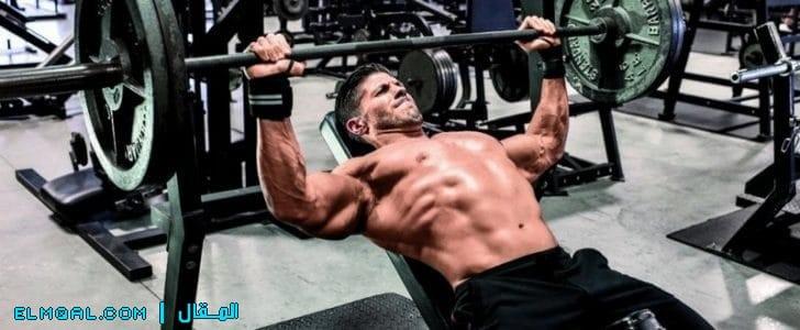 أخطاء في تمرين الصدر قد تؤدي إلى اعتزال كمال الأجسام | بالصور