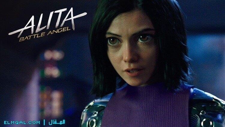 مراجعة فيلم alita battle angel